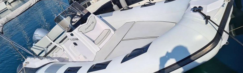 Ranieri cayman 19S - BF 100 Honda